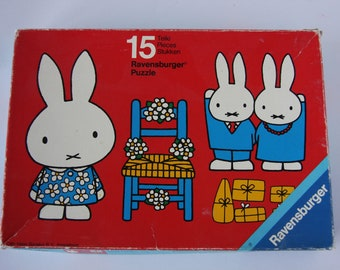 Miffy's Birthday Jigsaw Puzzle