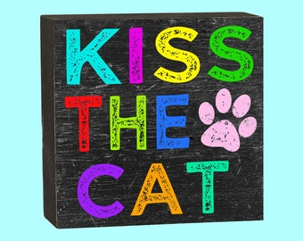 Kiss The Cat - 10349