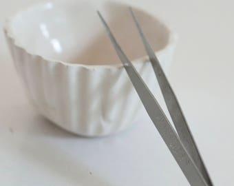 Clip fine steel, jewelry making tools jewelry, tweezers, steel jewelry tools, jewelry, jewelry pliers