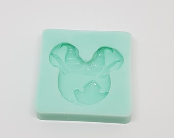 Silicone Mold Mickey Mouse Evil exclusive magical Maleficent/mickey Mouse Silicone Mold magic of the shop exclusive