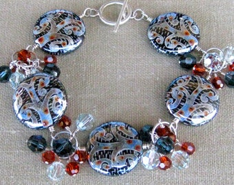 The Giving Tree Cluster Station Bracelet - B171