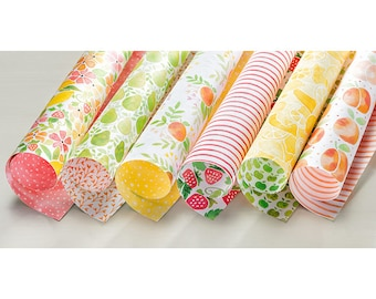 """Fruit Stand DSP Paper Share 6"""" x 6"""""""