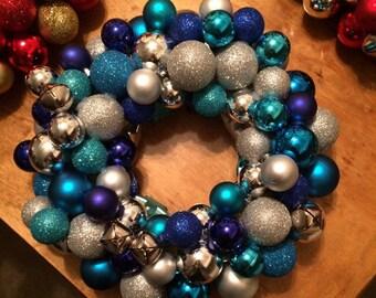 "12"" Ornament Wreath"
