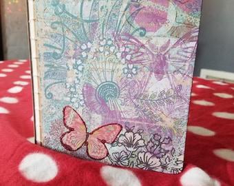 Personalized Notebook or Recipe book