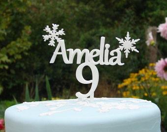 Elsa cake topper Etsy
