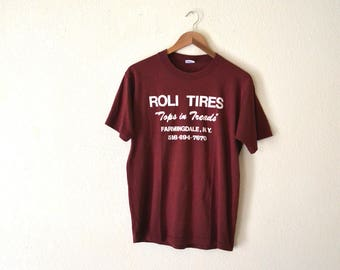90's Roli Tires Graphic T-Shirt