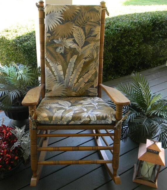 int rieur ext rieur fauteuil bascule 2 pc mousse mis. Black Bedroom Furniture Sets. Home Design Ideas