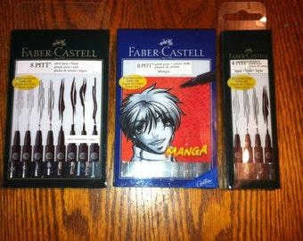 Faber-Castell Artist Pens