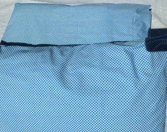 Blue dots Pillowcase