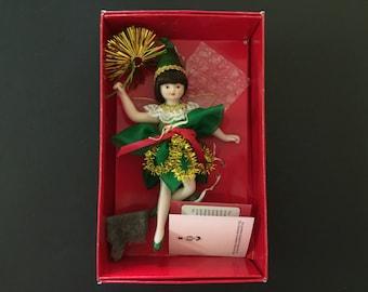 Vintage Christmas Ornament Collectors Club