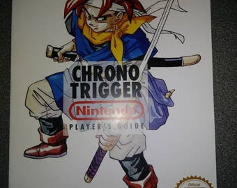 Chrono Trigger guide book