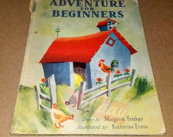 Adventure For Beginners Hardcover – 1944