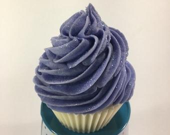 Cupcake Soap in Lavender