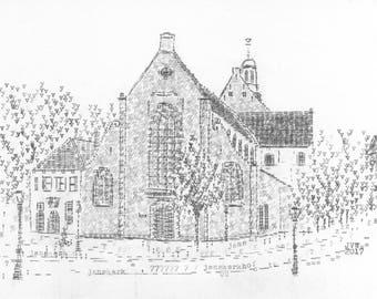 Jans church, Utrecht