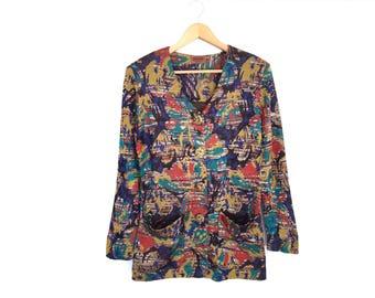 Missoni Women Button Multicolor Cardigan