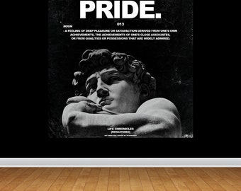 PRIDE [013] - 'Life Chronicles' Print