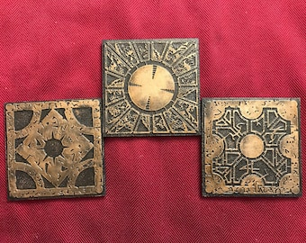 "Hellraiser Puzzle Box ""Lemarchand's Box"" Coasters"