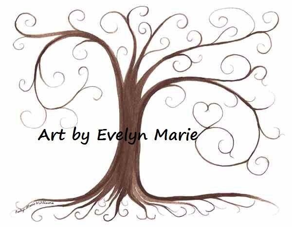 Thumbprint Printable Tree Pdf File Wedding Tree Family Tree