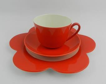 Tea cup flower shape by Villeroy & Boch