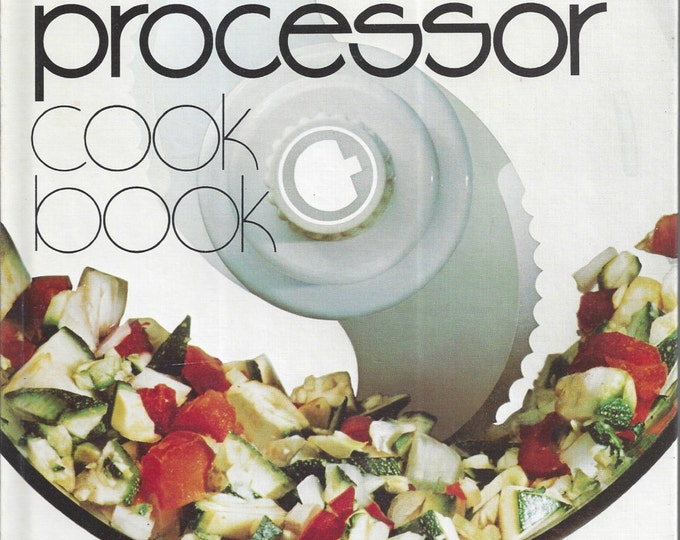 Better Homes and Gardens: All-Time Favorite Food Processor Cook Book (Hardcover)