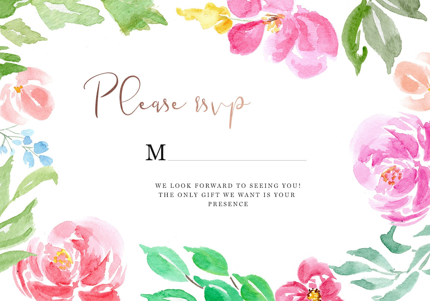Beautiful Flower Borders For A4 Size Paper Flower Borders For A4