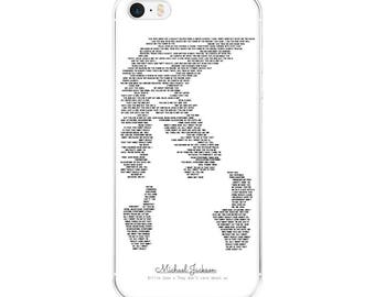 Michael Jackson Phone Case - Moonwalker - iPhone 6/6s, 6/6s Plus