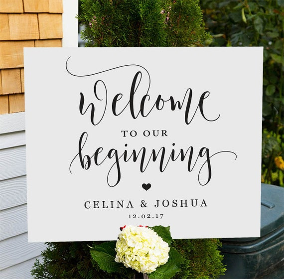 wedding signage template elita aisushi co