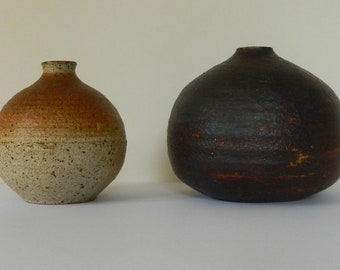 Studio Pottery, Hand Built Pots, Derek Davis and Peter Arnold, Fine Art Ceramics