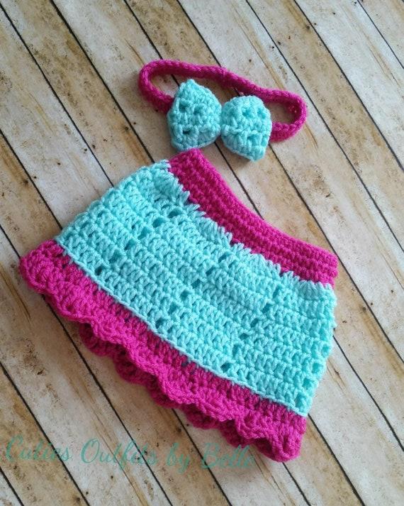 Crochet Baby Skirt Pattern Free Crochet Pattern Newborn Baby