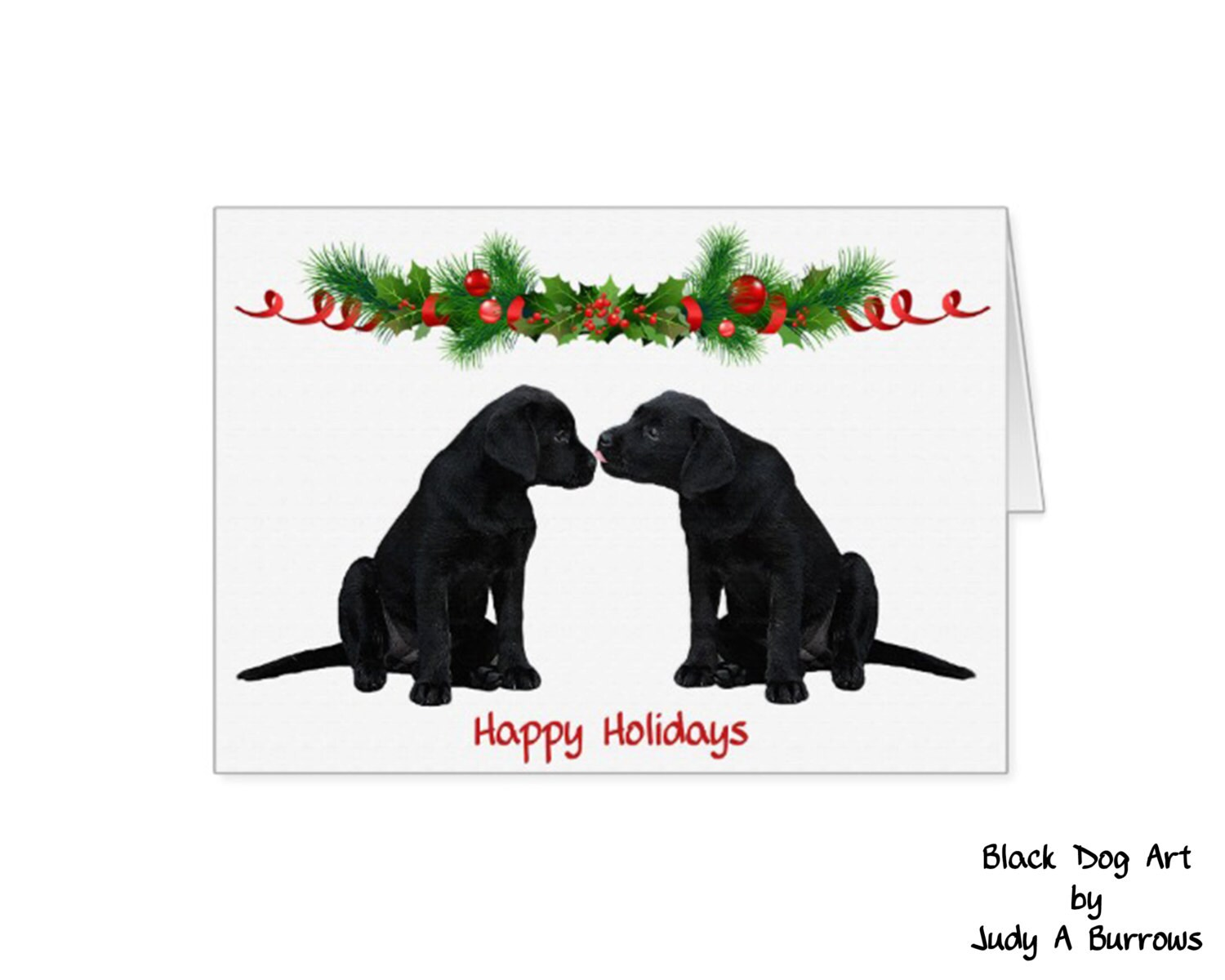 List of Synonyms and Antonyms of the Word: lab christmas cards