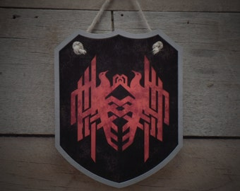 Dragon Age Shield House Amell
