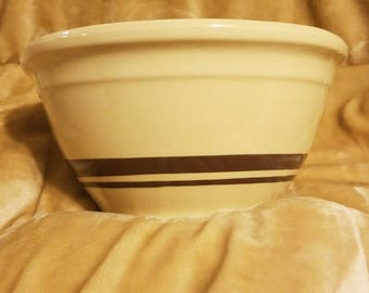 McCoy Pottery Mixing Bowl #10
