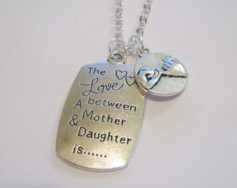 1 Pinky Promise Mother Necklace