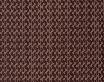 Denyse Schmidt PWDS131 Winter Walk Dot Rows Bark Cotton Fabric By Yd