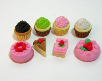 Miniature Cakes And Pastries for Crafting