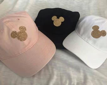 Mickey Inspired Dad Hat