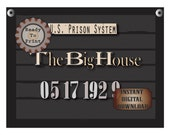 Police Line Up Sign Printable 1920s Mug ShotThe Big House 2 Photo Booth Prop Prohibition Speakeasy Roaring 20s Gatsby Era Capone Arrest Date