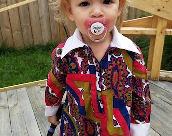 Vintage Lord & Taylor Youngland infant dress/shirt