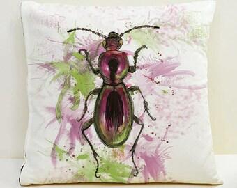 Bug Cushion Cover