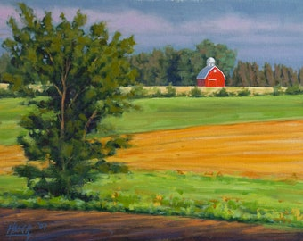 Iowa Farmstead