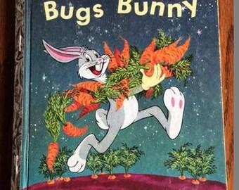 Bugs Bunny - A Golden Book - 1949