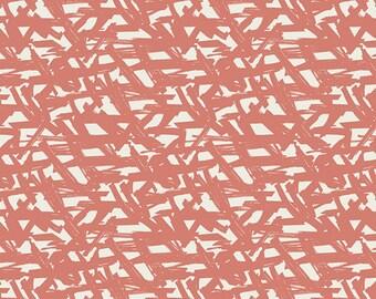 Sharon Holland Designs - Art Gallery Fabrics - Bountiful - Prairie Crimson - Fabric By the Half Yard