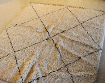 Beni Ourain Square rug