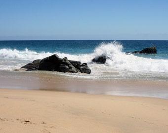 Seascape Photography-Cabo Seashore