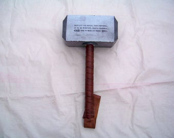 mjolnir mythical hammer of thor