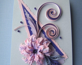 Set of 3 Handmade Mini Greeting Cards, Set of 3 Note Cards, Thank You Cards