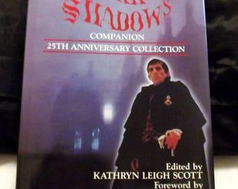 The Dark Shadows Companion -- 25th Anniversary Collection Hardcover Book