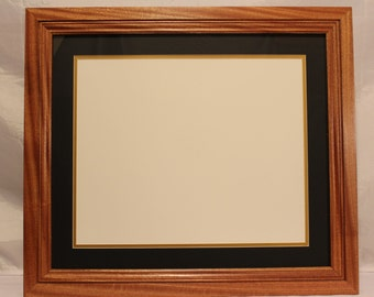 Mahogany Diploma Frame, Great Graduation Gift for a College Graduate