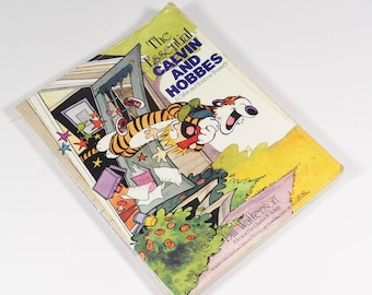 Calvin and Hobbes - The Essential Calvin and Hobbes - Bill Watterson - 1994