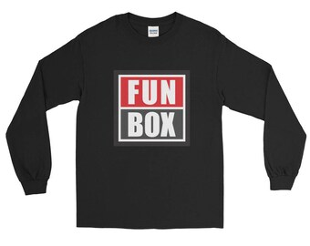 FunBox Skateboards Long Sleeve Logo T Shirt